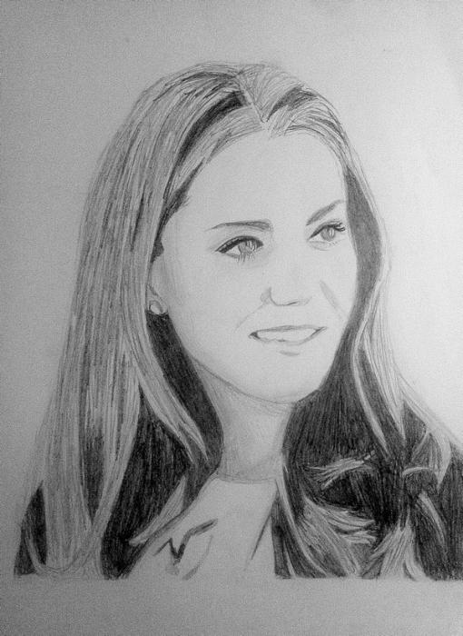 Kate Middleton by manonw08